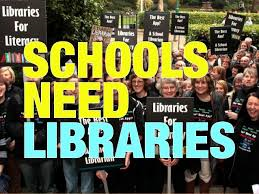 schools need libraries